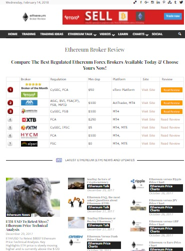 ethereum broker review